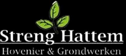 Streng Hattem Hovenier & grondwerken | Logo footer